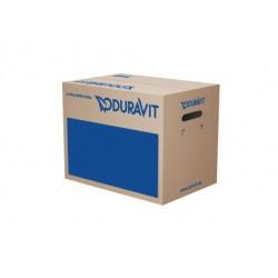 Pack WC suspendu avec abattant sans amortisseur de fermeture  453519