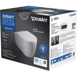 Pack WC suspendu Duravit Rimless® 452909