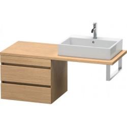 Meuble sous plan de toilette DS5338