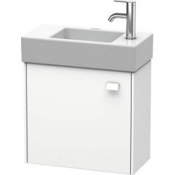 L/R Meuble sous lavabo suspendu 484*239 mm BR4051
